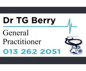 DR TG Berry