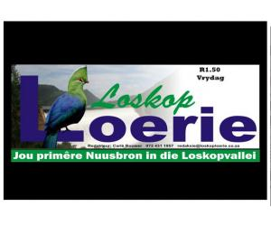 Loskop Loerie