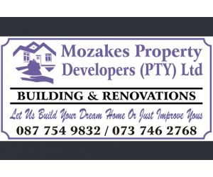Mozakes Propertty Developers